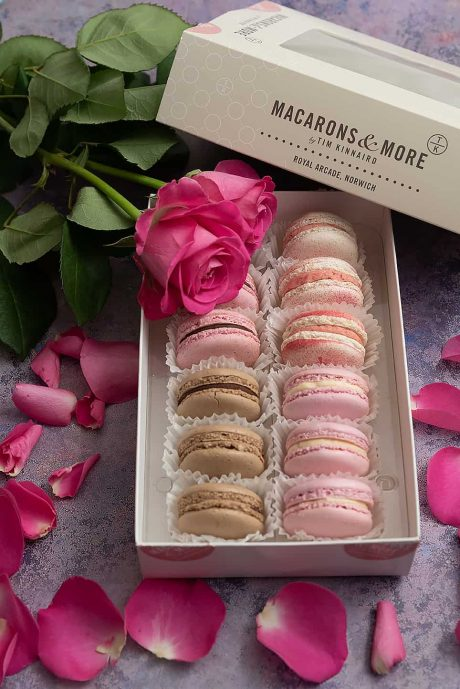 Macarons and more Norwich